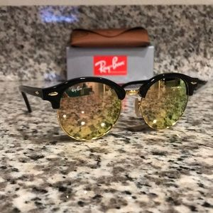 Ray Ban 4246 Clubmaster Round 901/Z2